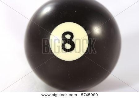 Lucky 8 ball