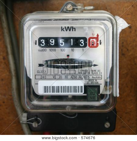 Electric Meter 2