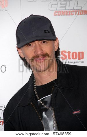 Clifton Collins Jr. at the Game Stop and XBOX 360 Premiere of