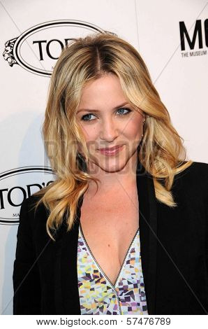 Jessica Capshaw at the Tod's Beverly Hills Boutique Opening Celebration, Tod's Boutique, Beverly Hills, CA. 04-15-10