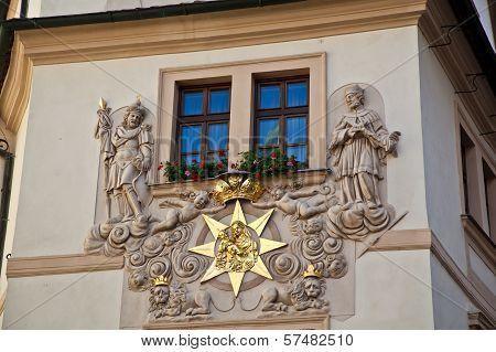 Prague wall decor