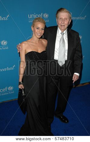 Sumner Redstone at the 2009 UNICEF Ball Honoring Jerry Weintraub, Beverly Wilshire Hotel, Beverly Hills, CA. 12-10-09