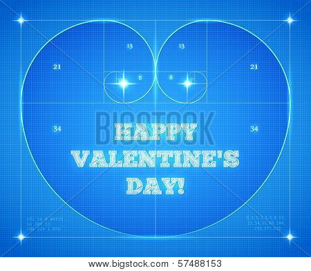 Fibonacci Heart