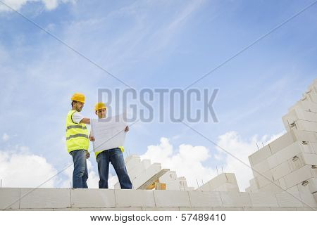 House construction