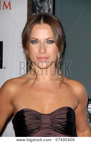 Edyta Sliwinska at the MAXIM magazine and Ubisoft launch of Assassin's Creed II, Voyeur, West Hollywood, CA. 11-11-09