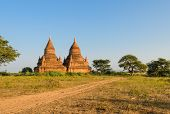 Ancient Temples, Myanmar