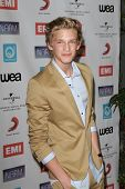 Cody Simpson at the NARM Music Biz Awards Dinner Party, Century Plaza Hotel, Century City, CA 05-10-