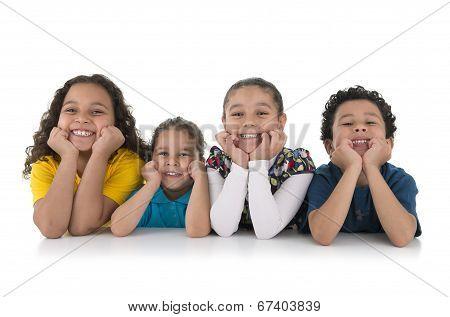 Adorable Happy Kids