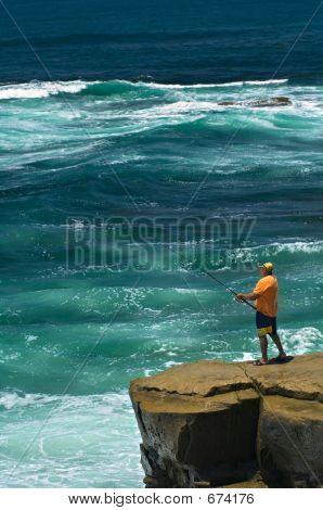 Lone Fisherman