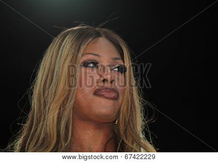 Orange is the New Black star Laverne Cox