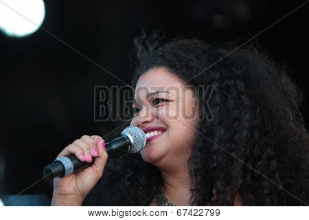 Standup comic Michelle Buteau