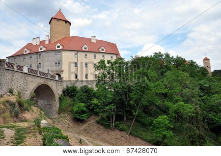 Veveri Castle, Czech Republic, Europe