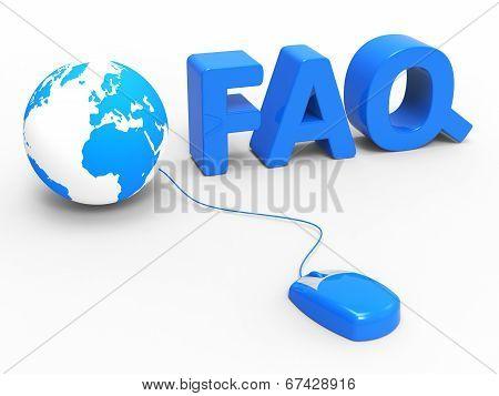Faq Global Represents World Wide Web And Www