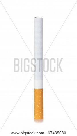 One Unlit Cigarette