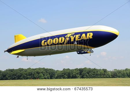 The Goodyear Zeppelin Nt