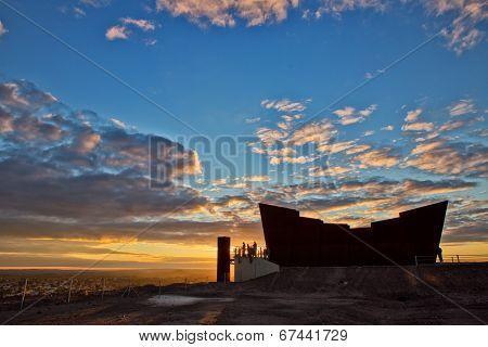 Broken Hill miners memorial