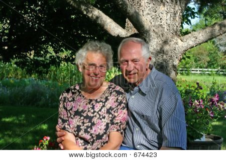 Grandma And Grandpa