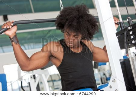 Strong Male