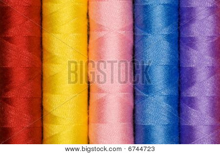 Multi Coloured Cotton