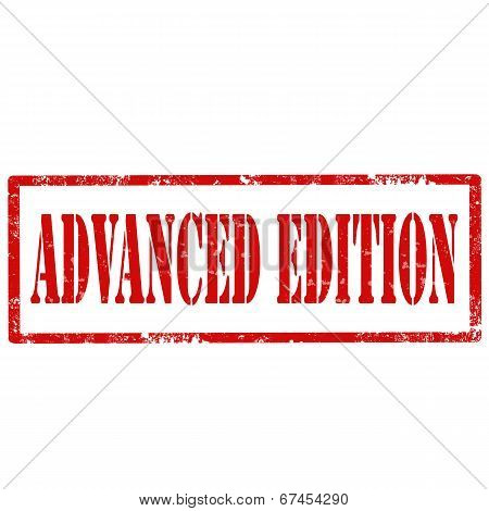 Advanced Edition-stamp