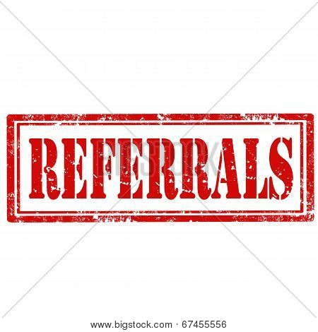 Referrals-stamp