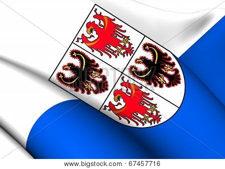 Flag Of Trentino-alto Adige