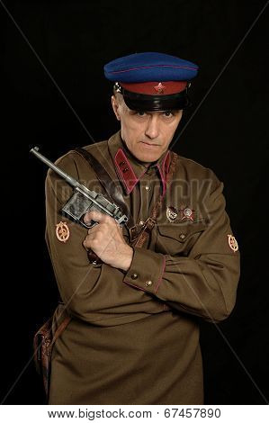 colonel commander
