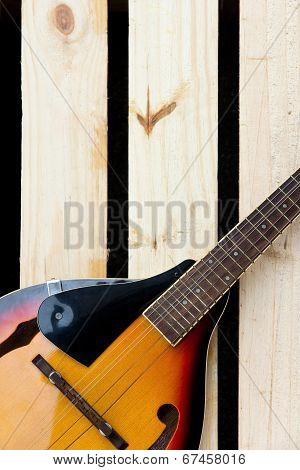 mandolin background