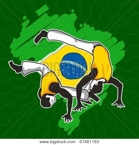 Brazilian Martial Art Capoeira