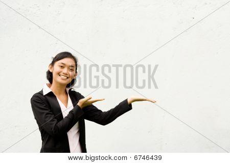 Businesswoman Offer