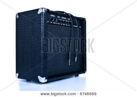 Black Amplifier