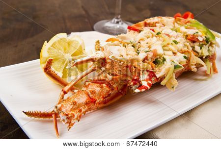 catalan lobster