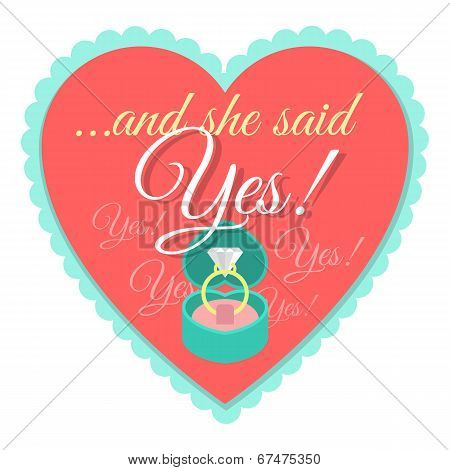 Wedding Label