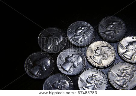 Set of US Quarters