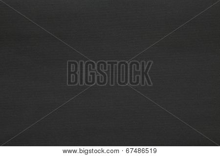 Black crimped paper texture background