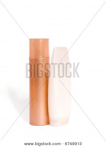 Body Care Bottles