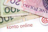 foto of zloty  - Banking - JPG