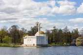 image of sankt-peterburg  - Turkish bath in the Catherine Park Sankt - JPG