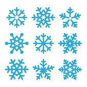 picture of holiday symbols  - Winter - JPG