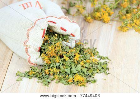 Dry Herb St. John´s Wort