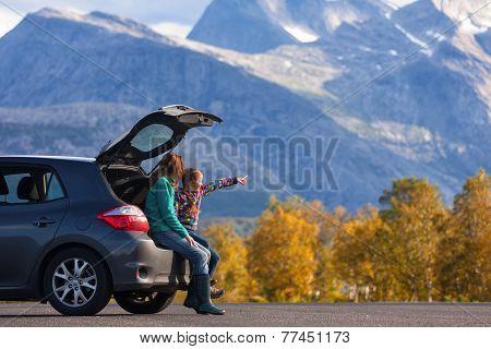 Tourist Girl