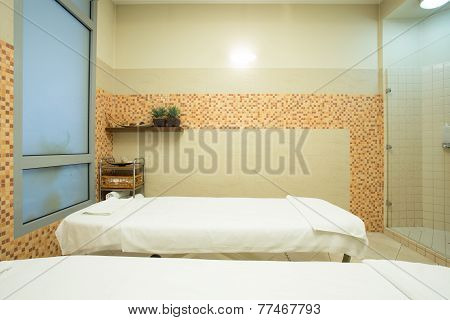 Massage Room In Hotel Spa