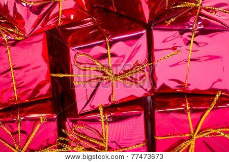 Decorated Boxes