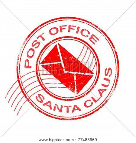 Post Office Santa Claus