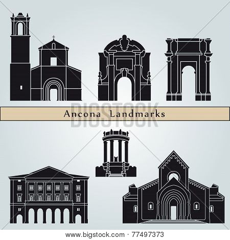 Ancona Landmarks And Monuments