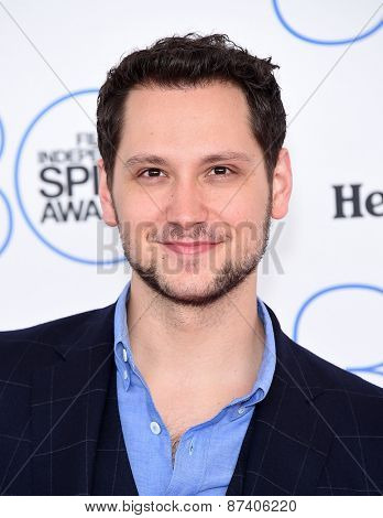 LOS ANGELES - FEB 21:  Matt McGorry arrives to the 2015 Film Independent Spirit Awards  on February 21, 2015 in Santa Monica, CA