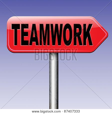 teamwork cooparation team working together concept