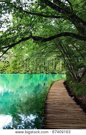 Lake Of Plitvice Magical Ride, Croatia