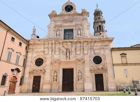 historic religious centre of Parma