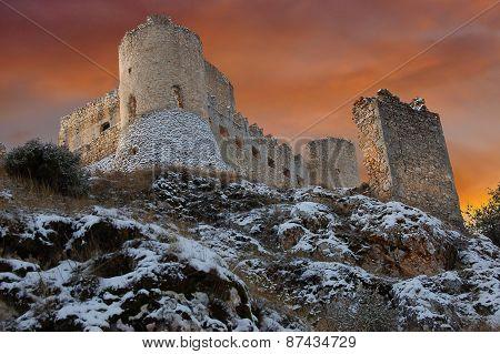 Ruins of Rocca Calascio